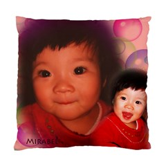 Cushion By Rebecca   Standard Cushion Case (two Sides)   G6h1uvtm65ql   Www Artscow Com Front