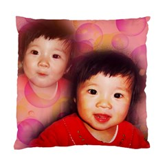 Cushion By Rebecca   Standard Cushion Case (two Sides)   G6h1uvtm65ql   Www Artscow Com Back