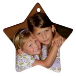 great Christmas gifts - Ornament (Star)