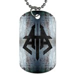 HTAA Dog Tag Necklace  newmet  - Dog Tag (One Side)