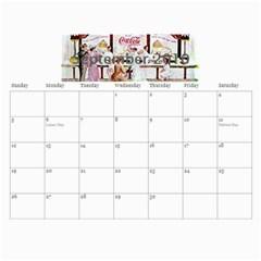2010 Calendar By Anna Marie   Wall Calendar 11  X 8 5  (12 Months)   Tdugng6b3tzm   Www Artscow Com Sep 2010