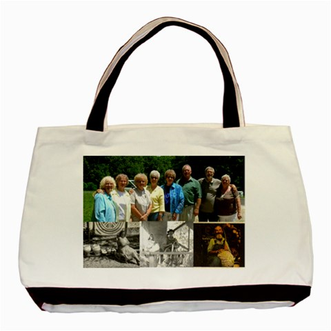 Family Reunion Tote Bag By Mary Stewart   Basic Tote Bag   Toimnwud6y02   Www Artscow Com Front