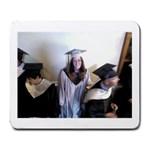 graduation mousepad - Large Mousepad