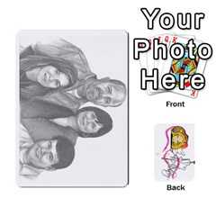 Art Portfolio By Chelsey Scott   Playing Cards 54 Designs   81vru5w55ko8   Www Artscow Com Front - Spade2