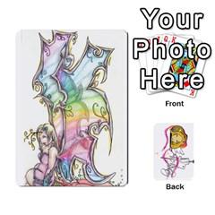 Art Portfolio By Chelsey Scott   Playing Cards 54 Designs   81vru5w55ko8   Www Artscow Com Front - Spade3