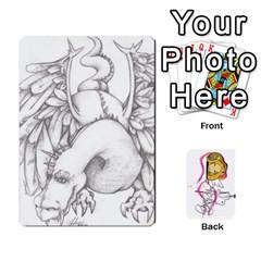 King Art Portfolio By Chelsey Scott   Playing Cards 54 Designs   81vru5w55ko8   Www Artscow Com Front - SpadeK