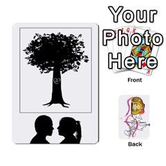 Art Portfolio By Chelsey Scott   Playing Cards 54 Designs   81vru5w55ko8   Www Artscow Com Front - Heart2