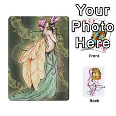 Queen Art Portfolio By Chelsey Scott   Playing Cards 54 Designs   81vru5w55ko8   Www Artscow Com Front - DiamondQ