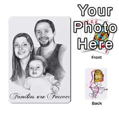 Art Portfolio By Chelsey Scott   Playing Cards 54 Designs   81vru5w55ko8   Www Artscow Com Front - Club10