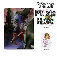 Art Portfolio By Chelsey Scott   Playing Cards 54 Designs   81vru5w55ko8   Www Artscow Com Front - Joker1