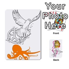 Art Portfolio By Chelsey Scott   Playing Cards 54 Designs   81vru5w55ko8   Www Artscow Com Front - Spade9