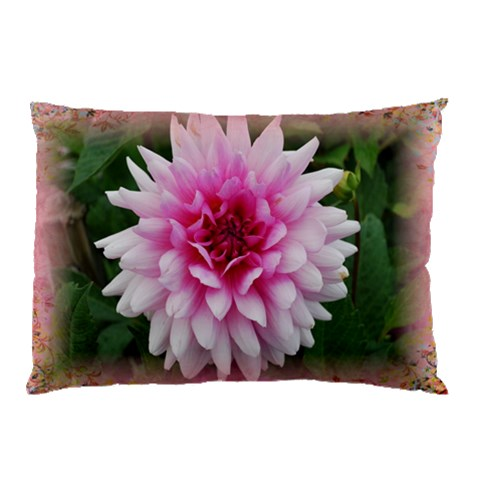 Dahlia Pillow Case By Brenda Howell   Pillow Case   9asz9180bjxn   Www Artscow Com 26.62 x18.9 Pillow Case