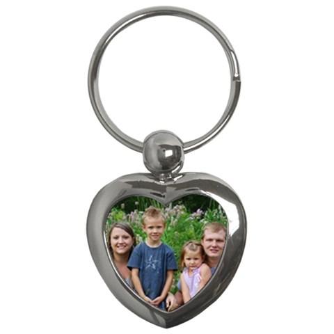 Keychain By Teresa   Key Chain (heart)   Owfr1vp6zrqc   Www Artscow Com Front
