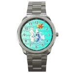 RELOJ PEZ - Sport Metal Watch