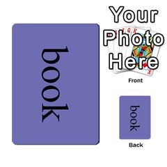 Book Of Mormon Flash Cards By Jessica Navarro   Multi Purpose Cards (rectangle)   2961tpdxf2on   Www Artscow Com Front 51