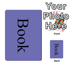 Book Of Mormon Flash Cards By Jessica Navarro   Multi Purpose Cards (rectangle)   2961tpdxf2on   Www Artscow Com Back 51
