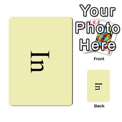 Book Of Mormon Flash Cards By Jessica Navarro   Multi Purpose Cards (rectangle)   2961tpdxf2on   Www Artscow Com Back 7