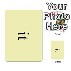 Book Of Mormon Flash Cards By Jessica Navarro   Multi Purpose Cards (rectangle)   2961tpdxf2on   Www Artscow Com Front 8