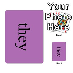 Book Of Mormon Flash Cards By Jessica Navarro   Multi Purpose Cards (rectangle)   2961tpdxf2on   Www Artscow Com Front 10
