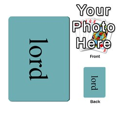 Book Of Mormon Flash Cards By Jessica Navarro   Multi Purpose Cards (rectangle)   2961tpdxf2on   Www Artscow Com Front 26