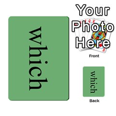 Book Of Mormon Flash Cards By Jessica Navarro   Multi Purpose Cards (rectangle)   2961tpdxf2on   Www Artscow Com Front 27