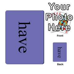 Book Of Mormon Flash Cards By Jessica Navarro   Multi Purpose Cards (rectangle)   2961tpdxf2on   Www Artscow Com Front 37