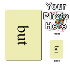 Book Of Mormon Flash Cards By Jessica Navarro   Multi Purpose Cards (rectangle)   2961tpdxf2on   Www Artscow Com Front 44