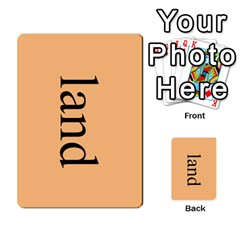 Book Of Mormon Flash Cards By Jessica Navarro   Multi Purpose Cards (rectangle)   2961tpdxf2on   Www Artscow Com Front 49