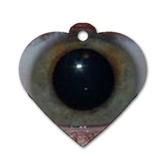 Oureyes By Karie   Dog Tag Heart (two Sides)   Wc4gj0eyigg2   Www Artscow Com Front