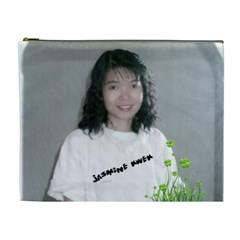 Jasmine   3 By Justin Chia   Cosmetic Bag (xl)   Pg5yk10kdrh9   Www Artscow Com Front