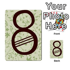 Alpha Cards By Carissa   Multi Purpose Cards (rectangle)   Gtwlzpnfqmce   Www Artscow Com Back 53