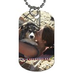 zowee - Dog Tag (One Side)