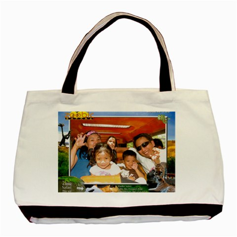 Single Side Tote Bag By Jes   Basic Tote Bag   I0t6p8zln3m2   Www Artscow Com Front