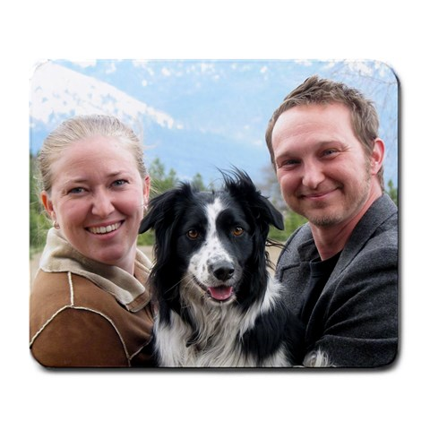Family Mousepad By Mary   Large Mousepad   Gb5wvr0hjemf   Www Artscow Com Front