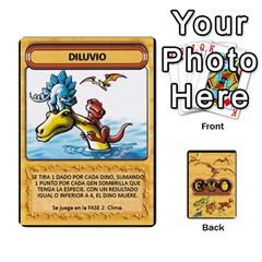 Evo By David Mu?oz   Playing Cards 54 Designs   Wt8hbc39bzdt   Www Artscow Com Front - Club10