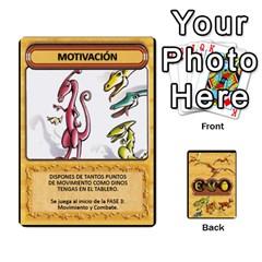 Evo By David Mu?oz   Playing Cards 54 Designs   Wt8hbc39bzdt   Www Artscow Com Front - Spade10