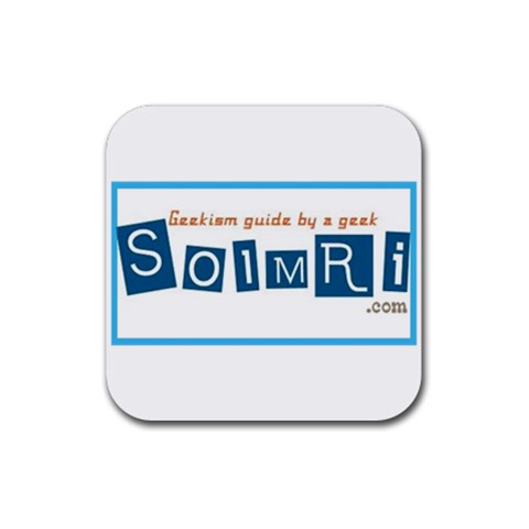 Solmri Com Official Coaster By Mridul Singhai   Rubber Coaster (square)   Fj0ev2mdwwl8   Www Artscow Com Front