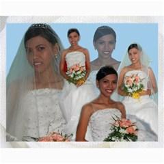 Sari Saring Pics By Jes   Collage 8  X 10    16960rae6m2e   Www Artscow Com 10 x8 Print - 1