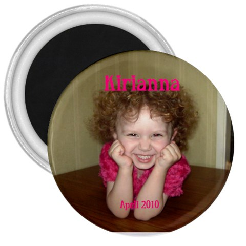 Kirianna Magnet 2 By Per Westman   3  Magnet   8u2k6lup6mam   Www Artscow Com Front
