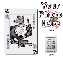 Decktet By Jared Frandson   Playing Cards 54 Designs   Dkoiurgx96ga   Www Artscow Com Front - Heart2