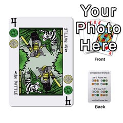 Decktet By Jared Frandson   Playing Cards 54 Designs   Dkoiurgx96ga   Www Artscow Com Front - Diamond7