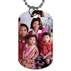 Dad And Mom By Jes   Dog Tag (two Sides)   61t4t2l2n3h0   Www Artscow Com Back