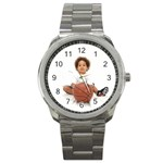Father s Day Watch - Sport Metal Watch
