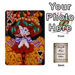 Wonderland Wedding - Playing Cards 54 Designs