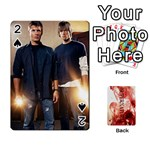 supernatural playing cards - Playing Cards 54 Designs