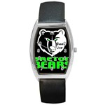 Breton Bears Women Watch for candace grad watch - Barrel Style Metal Watch