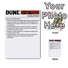 Dune By Pedrito   Multi Purpose Cards (rectangle)   3mzbd6fts7ji   Www Artscow Com Front 52