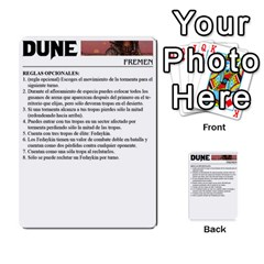 Dune By Pedrito   Multi Purpose Cards (rectangle)   3mzbd6fts7ji   Www Artscow Com Front 53