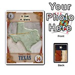 TTR Texas Tickets - Playing Cards 54 Designs
