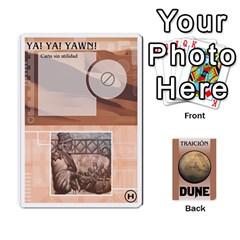 Jack Dune 2 By Pedrito   Playing Cards 54 Designs   Bak0zen7eu3z   Www Artscow Com Front - SpadeJ